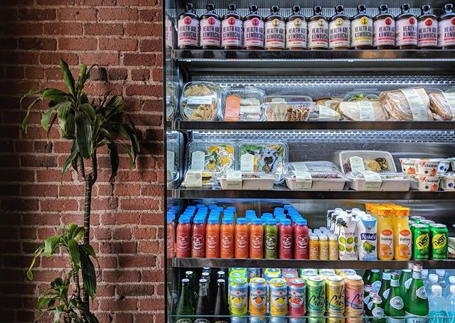 Our cold cooler has everything you need to get over the hump, including daily deliveries from our pals @eatproper. #worklifebalanced . . . . . #thesanfrancisco #upoutsf #mysf #howsfseessf #iheartsf #bayareawhatsin #sfbucketlist #sflocal #timeoutsf #bayareabuzz #ilovesanfrancisco #sfpulse #alwayssf #digitalnomad #sfcoworking #sanfranciscocoworking #sanfranciscospaces #sfofficespace #eatssf #coworkingspace #coworking