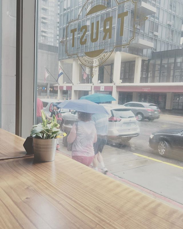 Rainy days are our favorite. Try a free Covo day and warm up with a coffee on us. 🌧 ☕️ #worklifebalanced