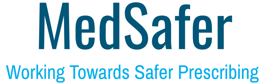 MedSafer | Working Towards Safer Prescribing