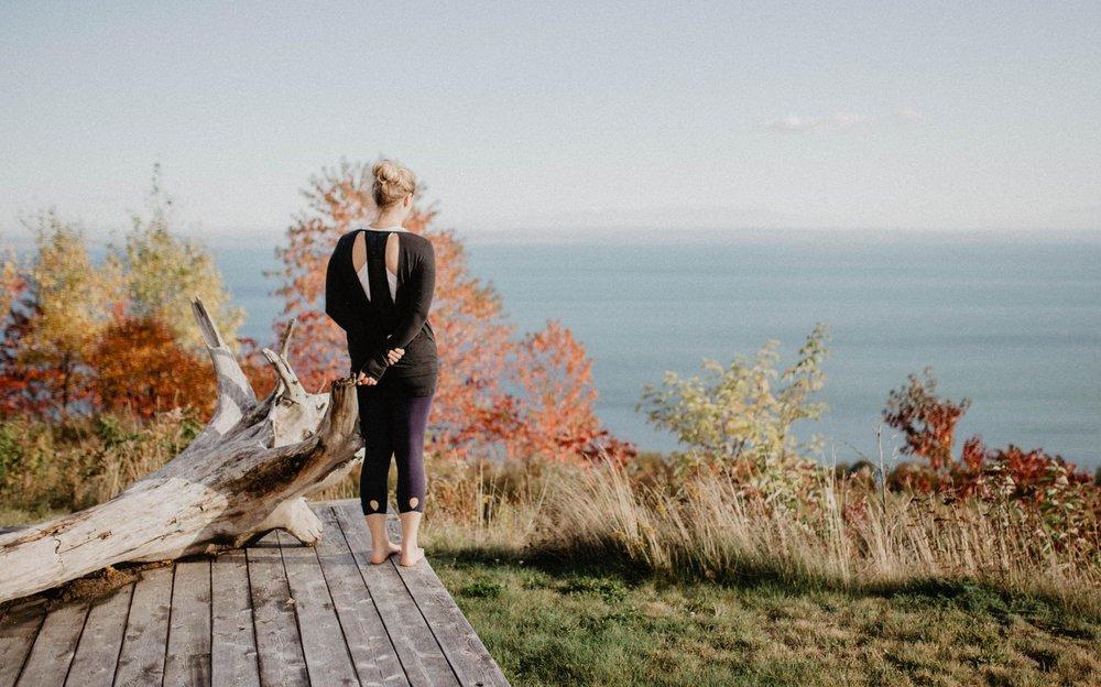 Prévoir des temps libres dans une retraite de yoga