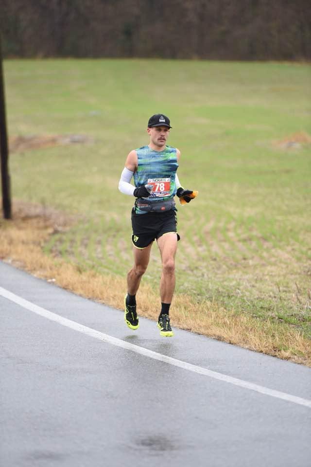 The 2017 winner, Eric Senseman.
