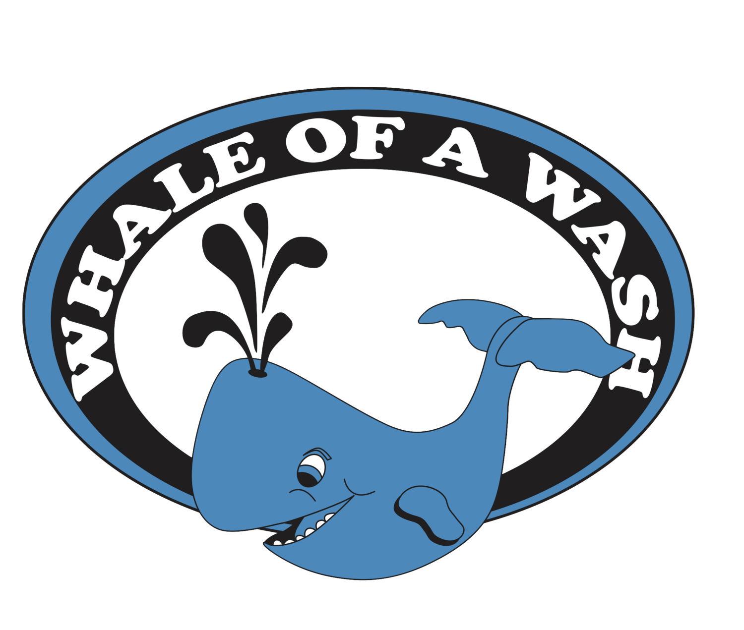 Whale of a Wash