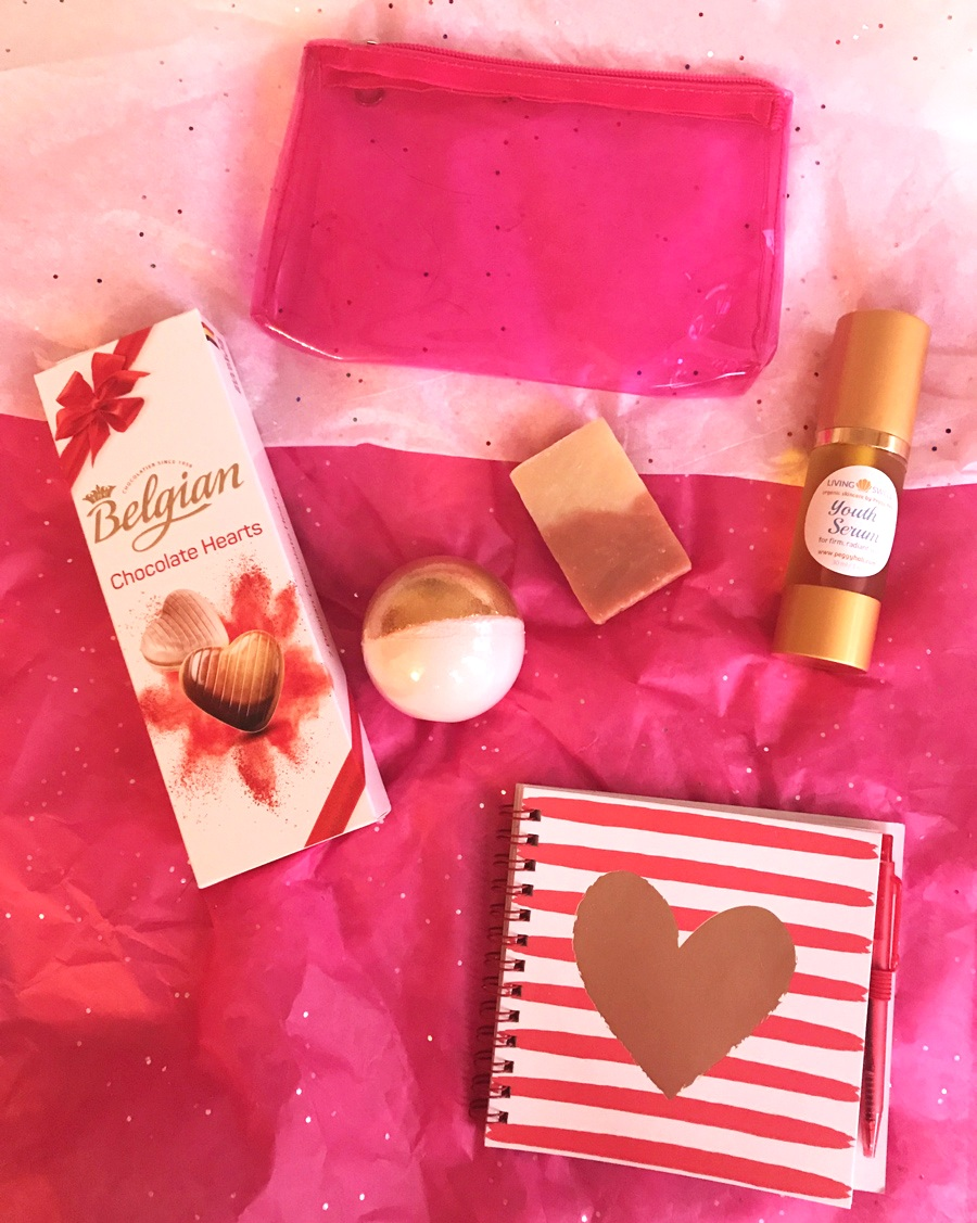treat yourself to a perfect collection of oh-so-sweet items for your personal pampering! You deserve it!
