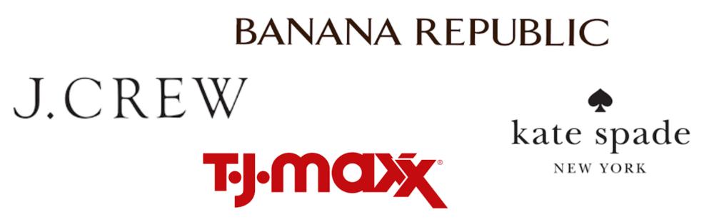 The E-Commerce Landscape: J.Crew, TJMaxx, Banana Republic, Kate Spade