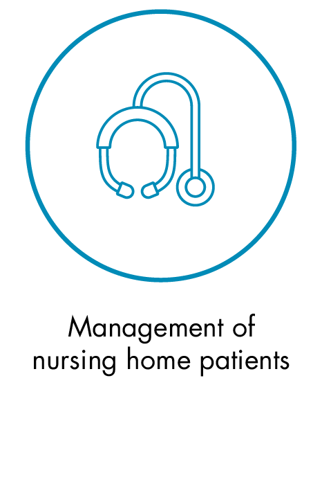 Management of nursing home patients