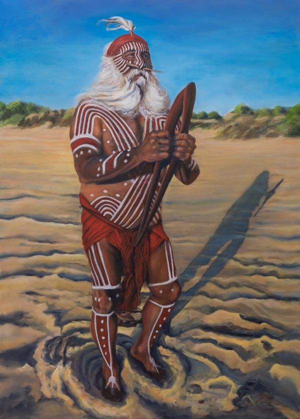 Major Moogy Sumner - Ngarrindjeri is Coming