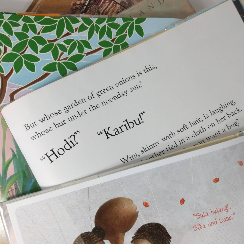 Diverse children's books that connect kids to countries around the globe, featuring Noonday Collection's partner countries. Pictured: For You Are a Kenyan Child by Kelly Cunnane and Ana Juan. #noondayambassador #childrenslit #kidslit #diversebooks