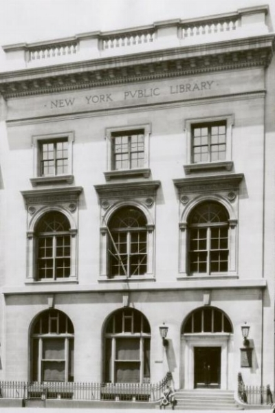 The St Agnes Branch of the New York Public Library