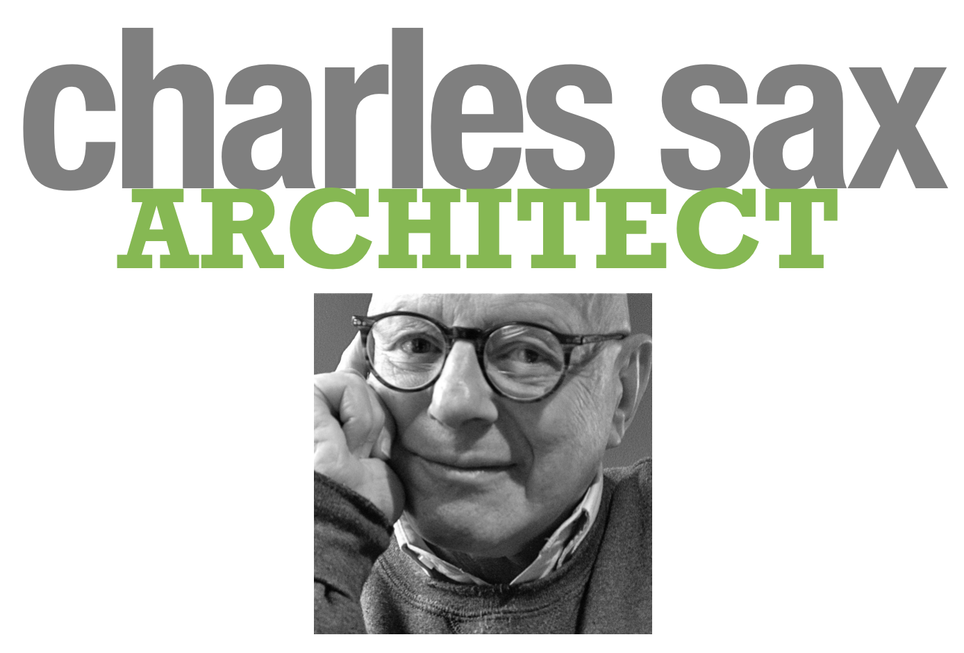 Charles Sax Architect