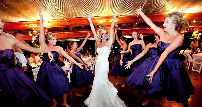 Bridal Party, Groomsmen, & more! Nobody know's party dances like #DSAZ; no matter the idea, the staff of #DSAZ deliver drama, excitement, ad more!