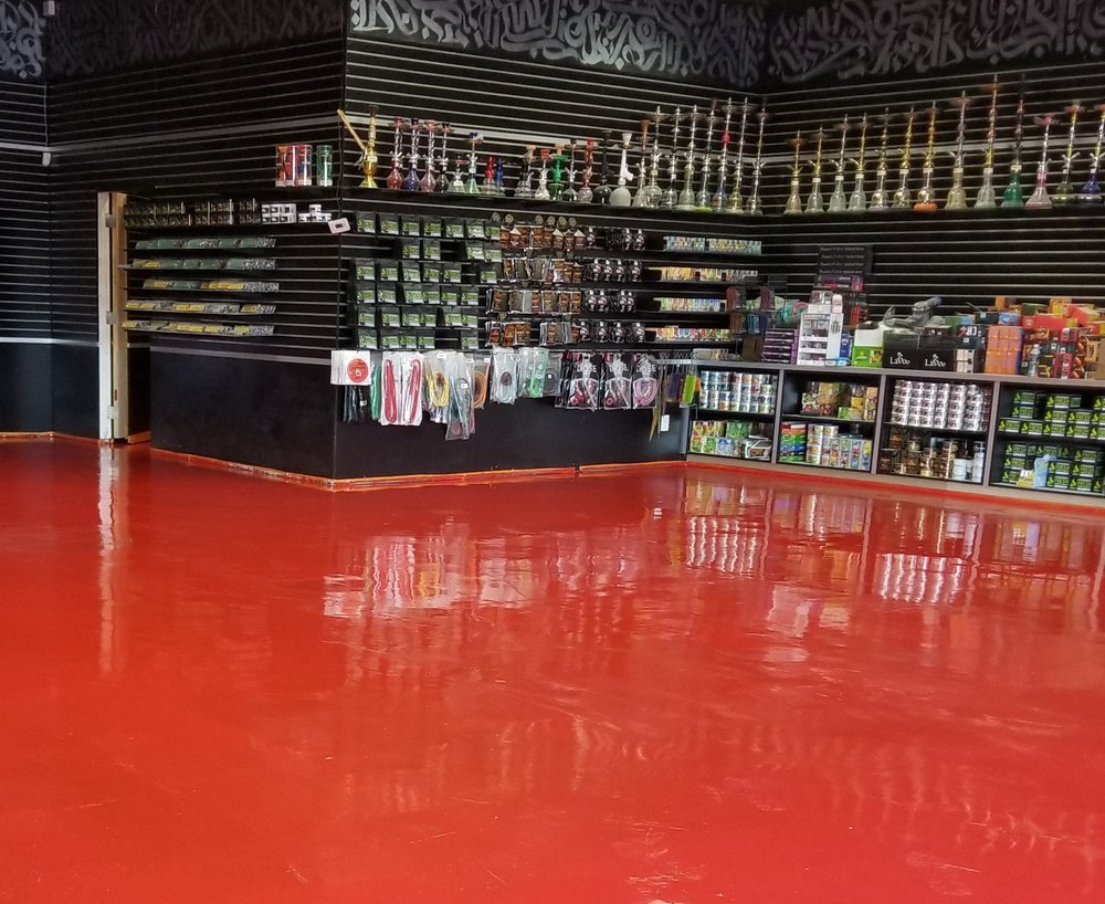 Red Epoxy - North Hollywood, CA