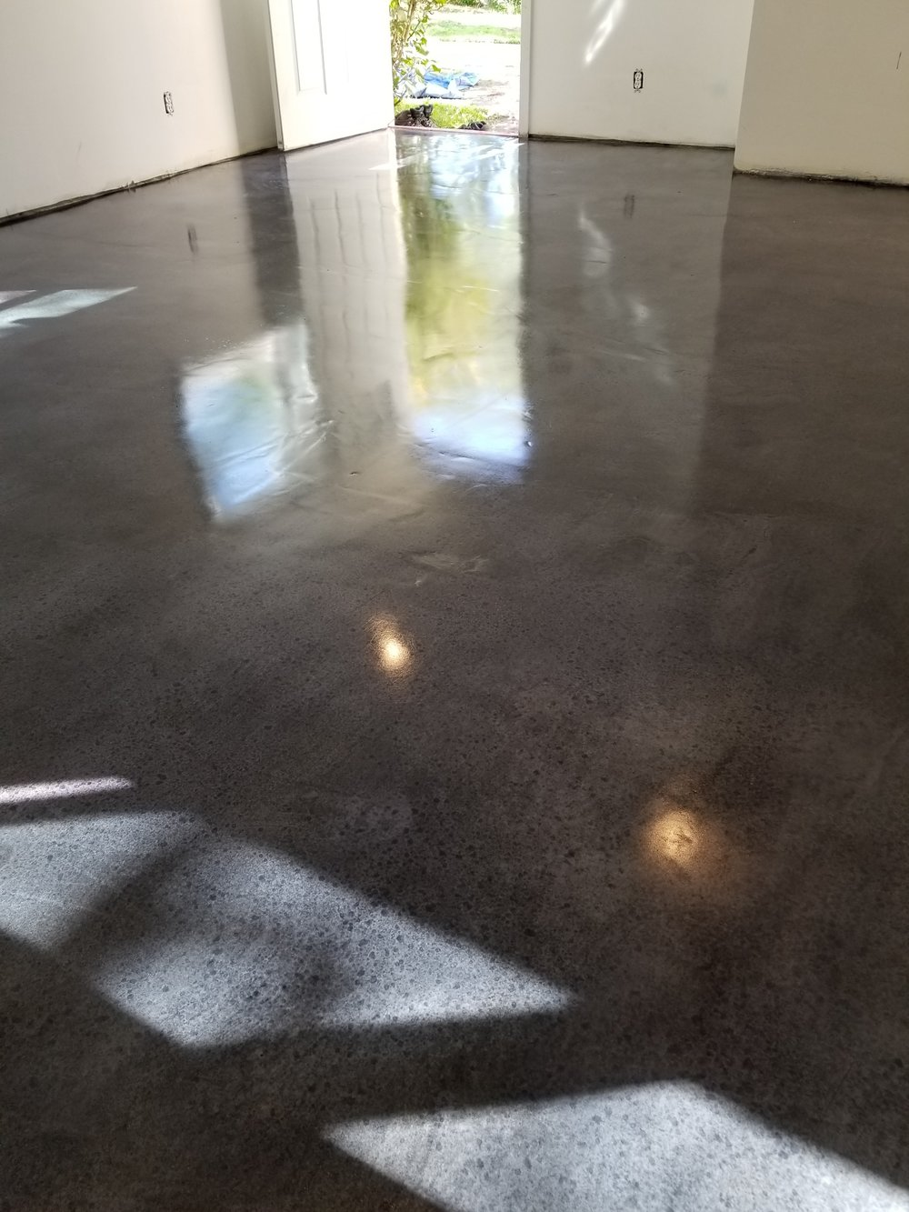 Stained Concrete - Glendale, CA