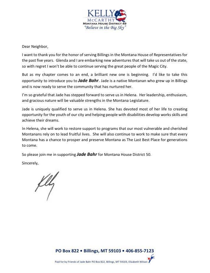 Kelly endorsement letter.jpg
