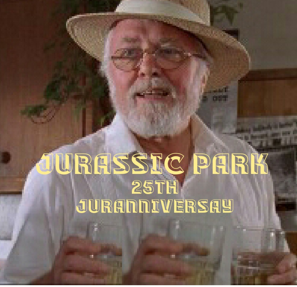 1118206043641 The 3 Times Dr. Hammond of Jurassic Park DID spare some expense  by Kai —  Kush and Kai