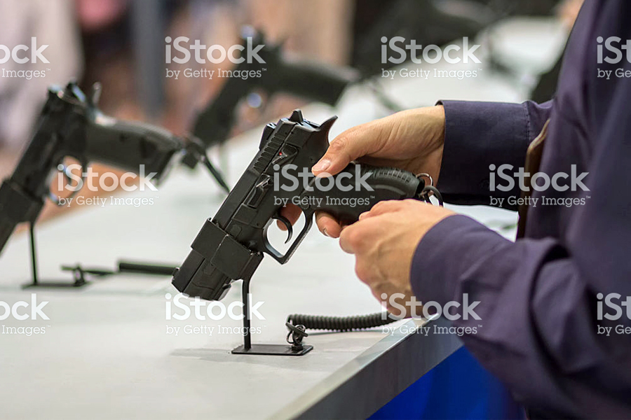 Testing a firearm - Test firearms to make an informed purchaseTest in precision mode for target accuracyTest in tactical or sport mode for advanced commandThe etiquette of shopping for firearmsContinuing your training