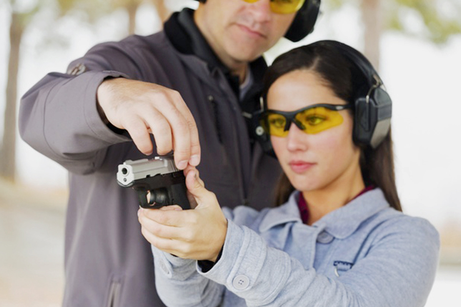 Premier Training - This gun permit certification class offers an extended range time experience for your added understanding of how to safely and responsibly command a firearm for sport or defense. We will give you advanced exercises and drills to continue your training for years to come.