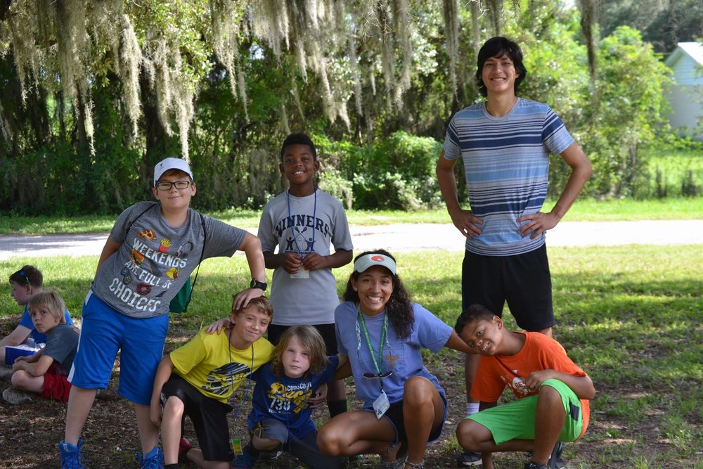 - Campers always have fun and grow in their faith while here.  Encourage all the parents you know to send their kids to Camp Wingmann this summer.They will probably have the best week of their lives!