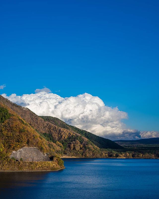#autumn landscape, somewhere in #yamanashi