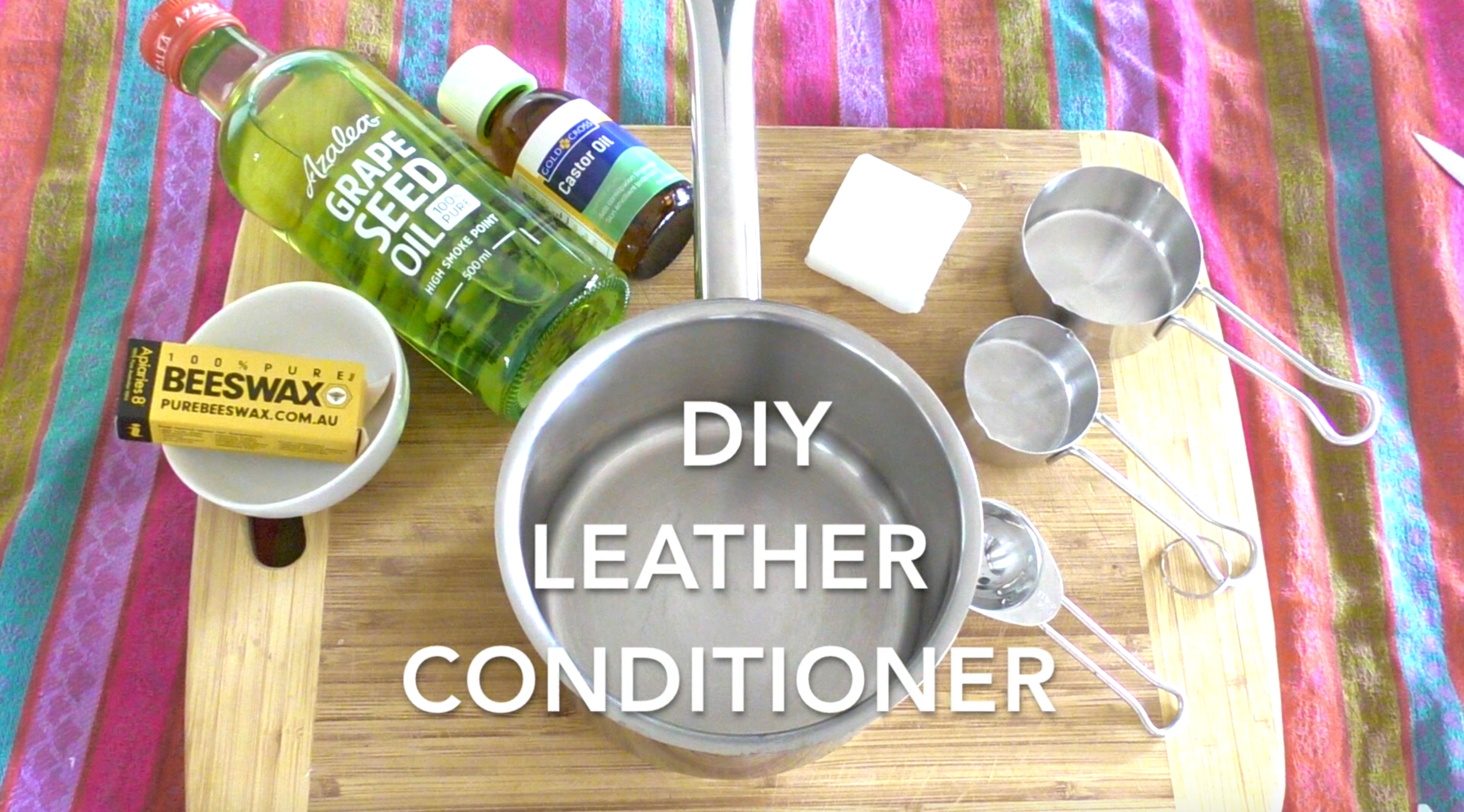 Image result for DIY LEATHER CONDITIONER