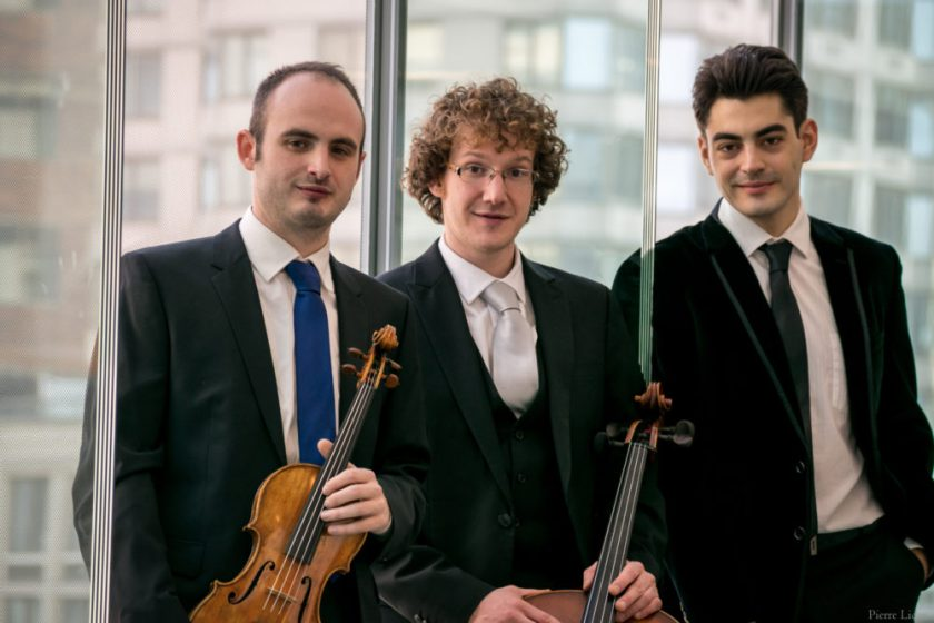 The Olympus Piano Trio