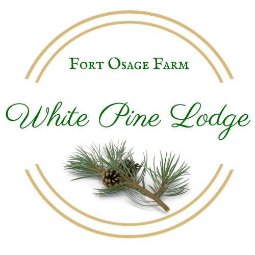 White Pine Lodge at Fort Osage Farm