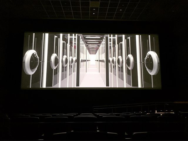 Corrections 📽 looks great in 4K at the @landmarktheatres Embarcadero.  See you tomorrow night!
