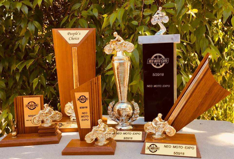 Join Us - Both new and experienced riders are encouraged to attend.Public admission and parking are FREE.ENTER YOUR BIKE TO WIN VINTAGE METAL TROPHIES! BEST OF SHOW ?TROPHIES! Categories in; V-TWIN, EURO, ASIAN & Custom, also- People's Choice!                (contest registration $20. per bike)