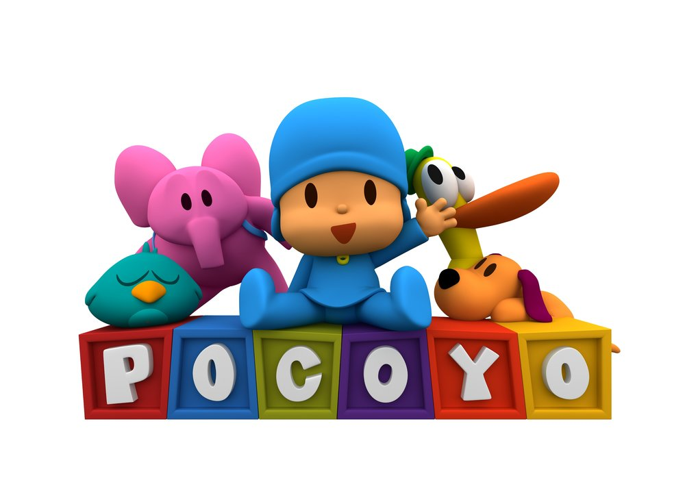 pocoyo cartoon