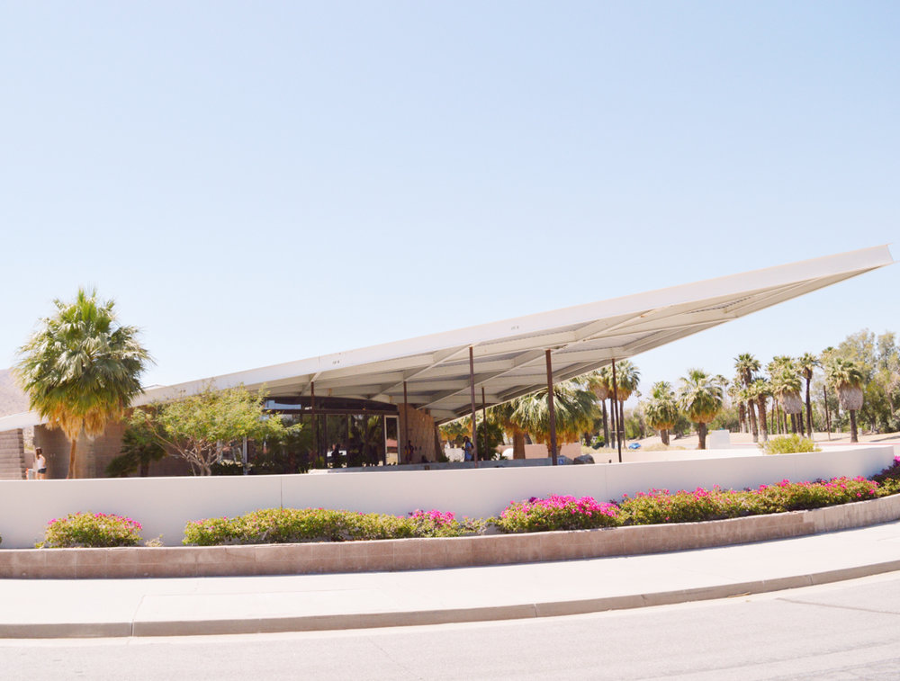 Tramway Gas Station | Palm Springs, CA | Living With Leslie