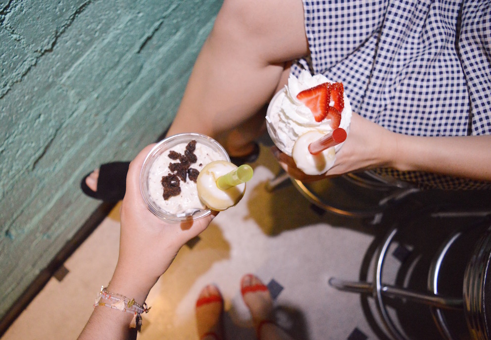 Places to Eat | Palm Springs, CA | Living With Leslie