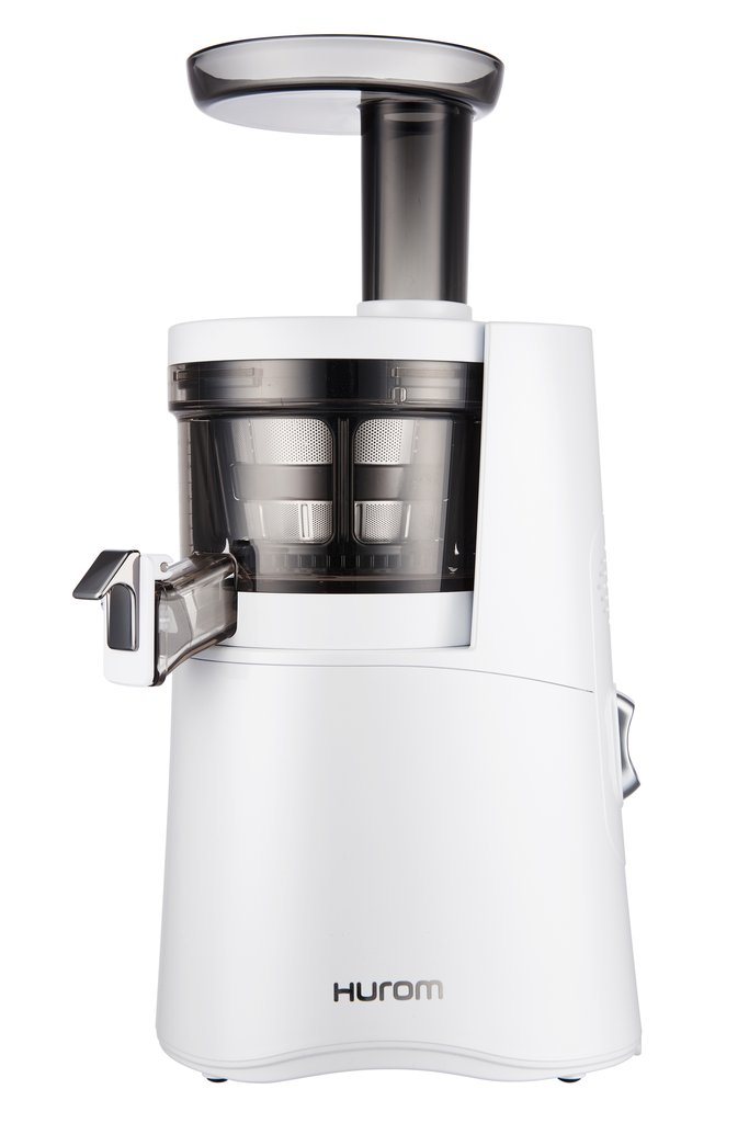 juicer - I scored the H-AA slow juicer in white directly from the Hurom website for a great deal on Black Friday! I have been using this every single morning and now I simply can't imagine my life without it.
