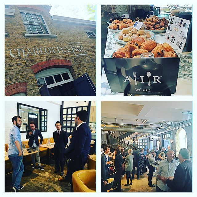 Great meeting today #charlottesw5  #allianceofindependentrestaurants #airhospitality