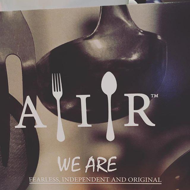 #airhospitality #allianceindependentrestaurants