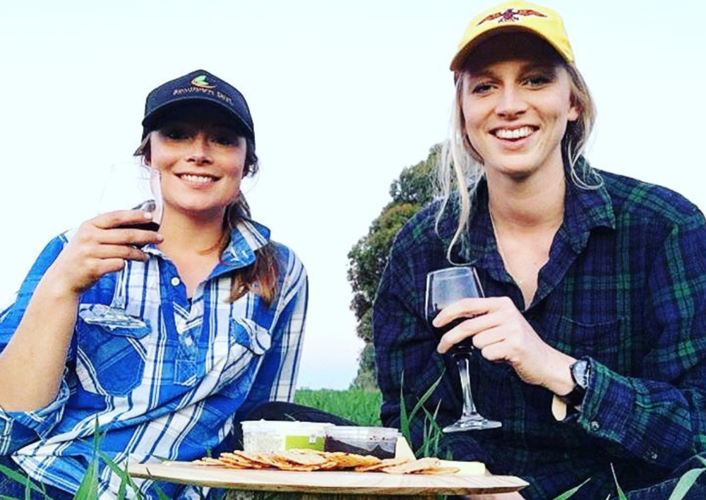 -  These tricks and tips are thanks to professional party planner Caroline House (right) the Southern Dirt Young Farmer Coordinator