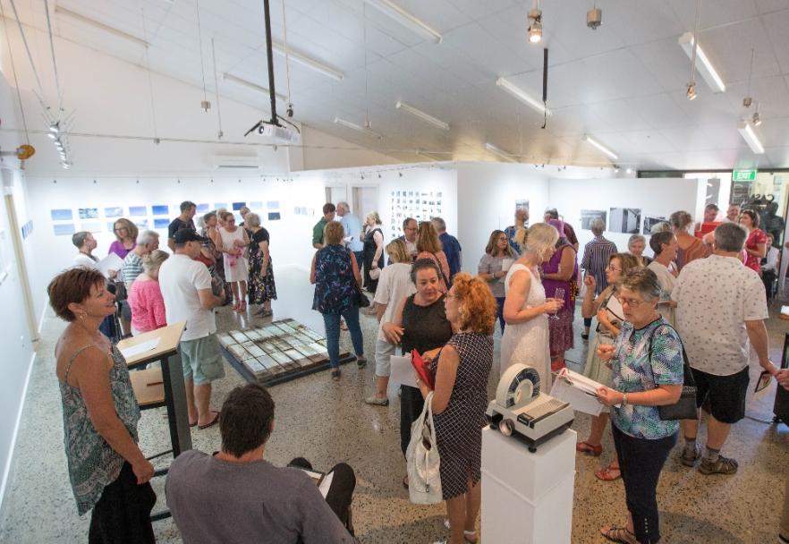 CASM Exhibition Opening. Photographer - Daniel Wilkins