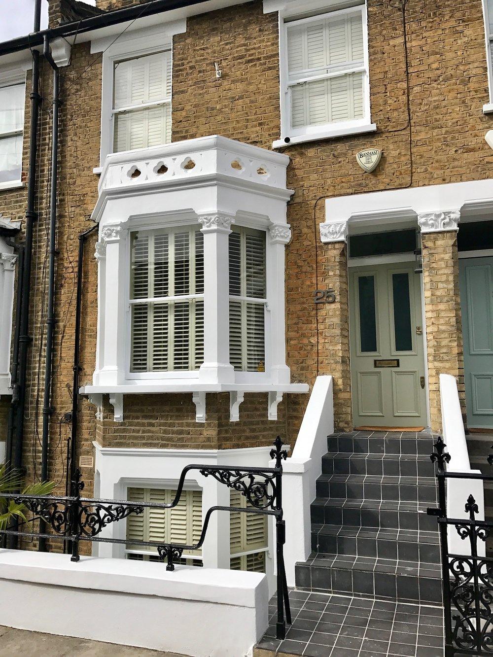 Exterior & Sash Windows