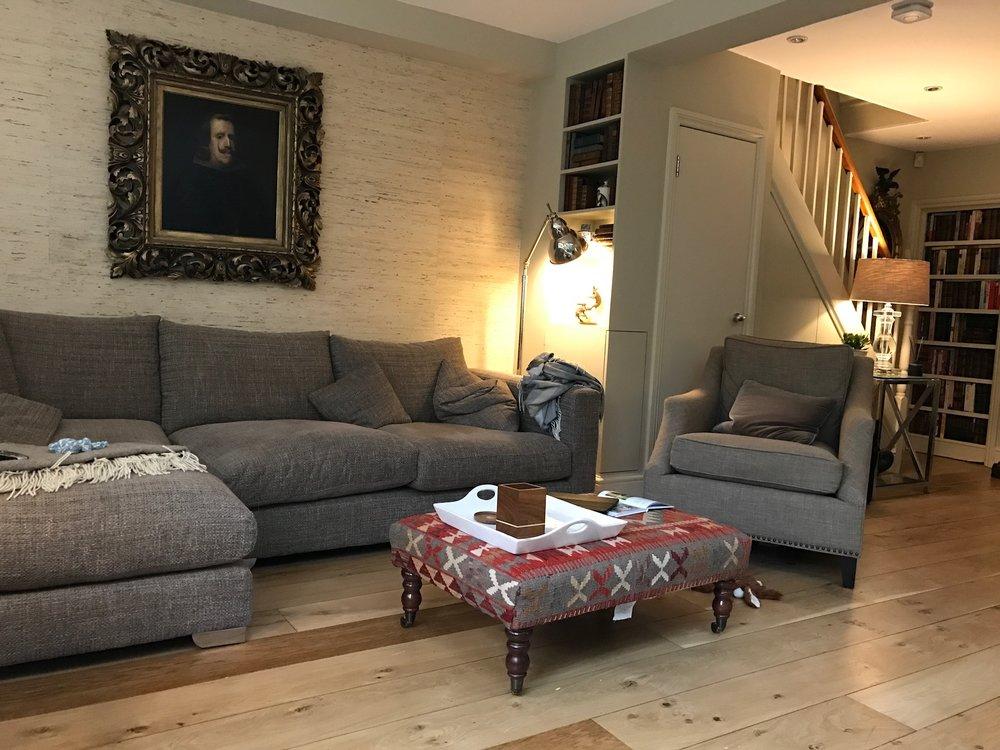 Oak Floors & Decorating