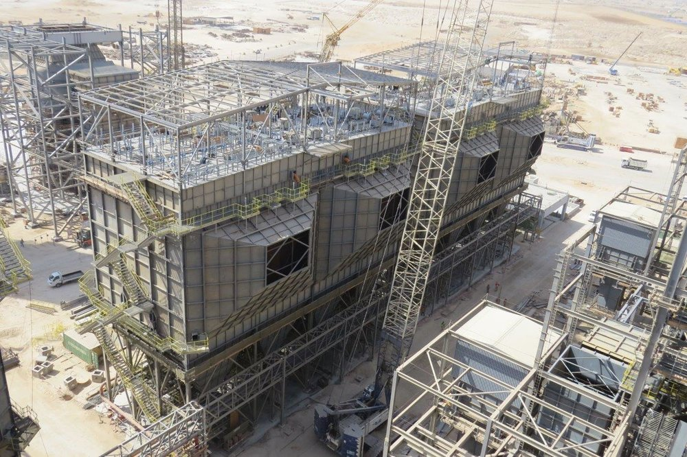 Construction - CTCI Arabia Ltd