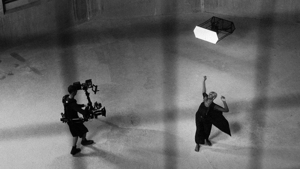 Lucid - Behind the scenes