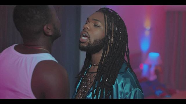 MNEK: Girlfriend  A new promo shot by myself for the amazing @mnek Link in Bio.  Directors 🎥 @thejordanrossi100@mnek Starring 🌟 @idiosyncraticxl and @nelaworld  Producer 💁🏻‍♀️ @elerijaneevans  Production Designer 👩🏻‍🎨 @amyexton  Makeup 💄 @biancasimones  Hair 💇🏾‍♀️ @loxxgood  Stylist @pc_williams Editor ✂️ Chris Wilson @stitchediting  Colourist 🌈 @oisinodriscoll_colour@mill_chi Executive Producer 💁🏻‍♀️ @bmontague Production Company @thegraft_uk Commissioner @fooboolife  Not forgetting the amazing @anilranaa  #cinematographylife#cinematography#directorofphotography #dop#musicvideo #promo #cine #arri#cooke #director #setlife#filmmaking #photography#colorgrading #lens #fashion #musicindustry