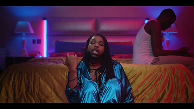 MNEK - Girlfriend  A new promo shot by myself for the amazing @mnek Link in Bio.  Directors 🎥 @thejordanrossi100@mnek Starring 🌟 @idiosyncraticxl and @nelaworld  Producer 💁🏻‍♀️ @elerijaneevans  Production Designer 👩🏻‍🎨 @amyexton  Makeup 💄 @biancasimones  Hair 💇🏾‍♀️ @loxxgood  Stylist @pc_williams Editor ✂️ Chris Wilson @stitchediting  Colourist 🌈 @oisinodriscoll_colour@mill_chi Executive Producer 💁🏻‍♀️ @bmontague Production Company @thegraft_uk Commissioner @fooboolife  Not forgetting the amazing @anilranaa  #cinematographylife #cinematography #directorofphotography #dop #musicvideo #promo #cine #arri #cooke #director #setlife #filmmaking #photography #colorgrading #lens #model #setlife #filmindustry #cinema
