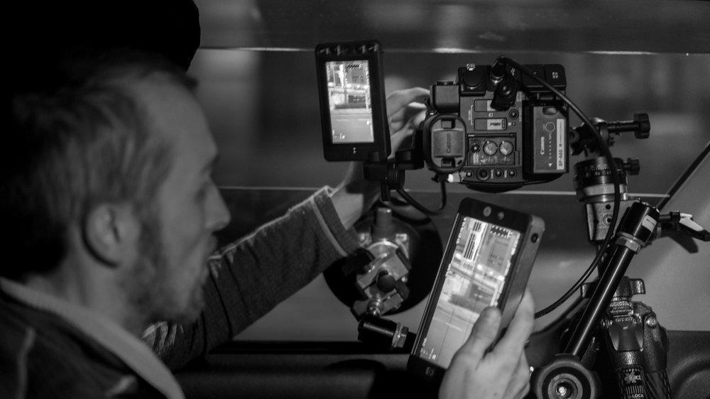 OCTAVE JAMES MEDCRAFT CINEMATOGRAPHER DIRECTOR OF PHOTOGRAPHY