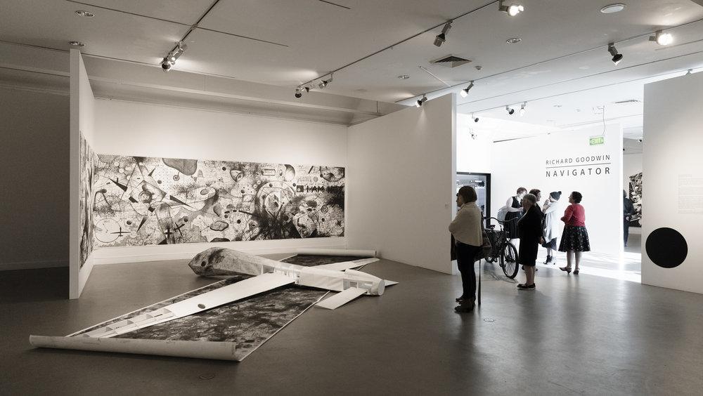Penrith Regional Gallery. Photo: silversalt 2017.