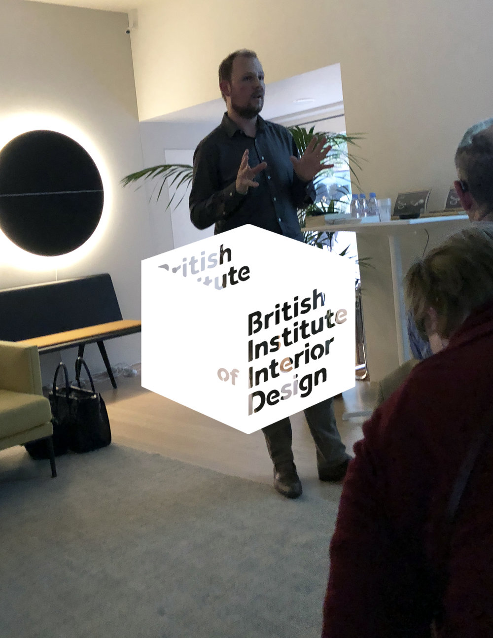THE BRITISH INSTITUTE OF DESIGN PRESENTATION