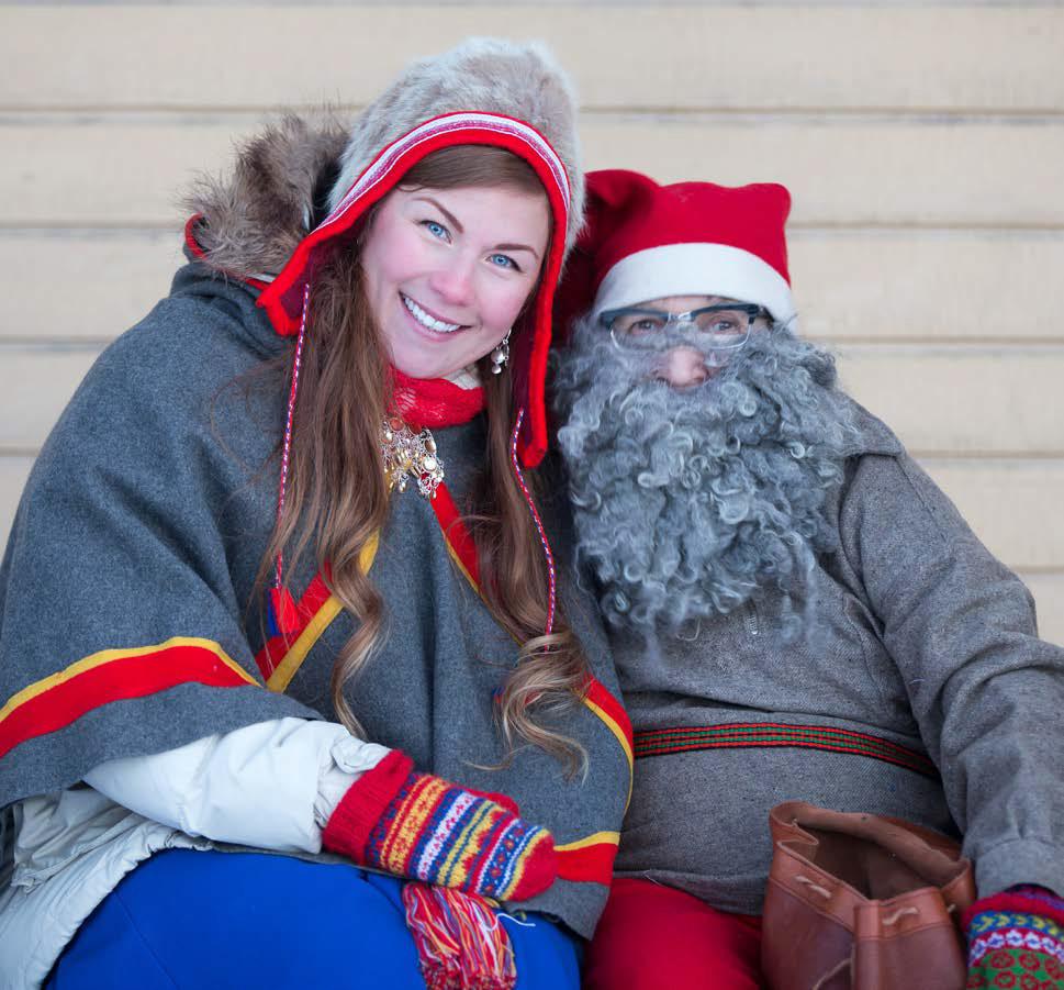 Jokkmokks Julmarknad 8-9 december 2018 -