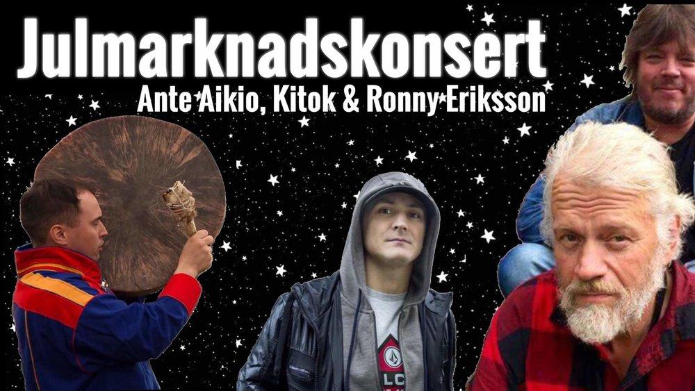 17.30-19.00 KONSERT - Lördag, 8 december Bio NordenKl 17.30 (speltid 90 min)Entré: 220: - (250: - i dörren)Förköp på Biblioteket