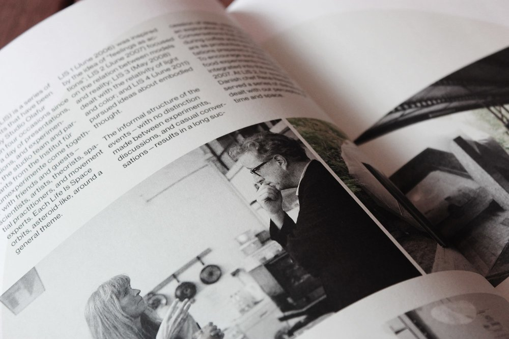 Studio Olafur Eliasson - The Kitchen. Med forord af Alice Waters