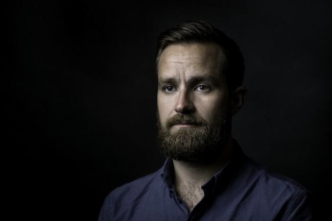 Balder Onarheim © TedX Copenhagen