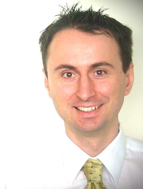 Dr Glenn Parry, UWE