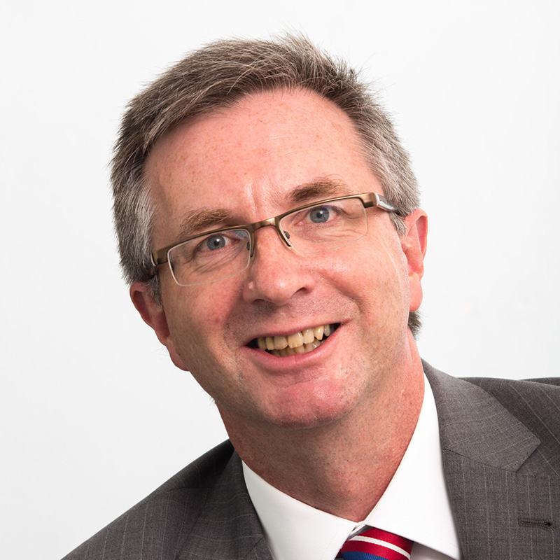 Nick Horne, Chief Executive of Knightstone Housing